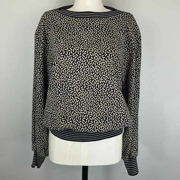 Vintage Emanuel Ungaro Silk Blouse NWT